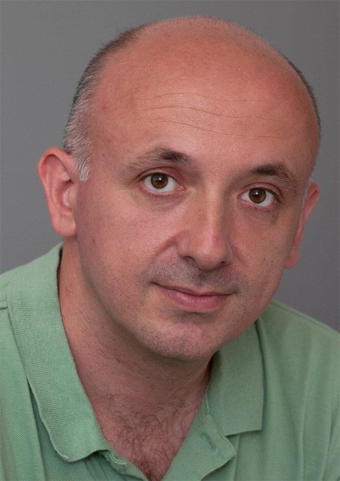 Vladimir Radomirovic